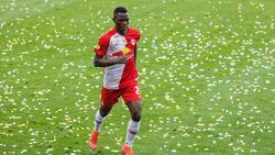 Patson Daka hat angeblich auch das Interesse des FC Bayern geweckt