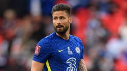 Hat seinen Vertrag beim FC Chelsea um ein Jahr verlängert: Olivier Giroud