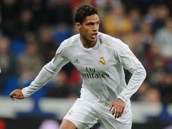 Varane mit Real Madrid in LaLiga