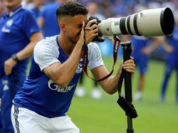 Franco di Santo wird den FC Schalke 04 im Sommer wohl nicht verlassen