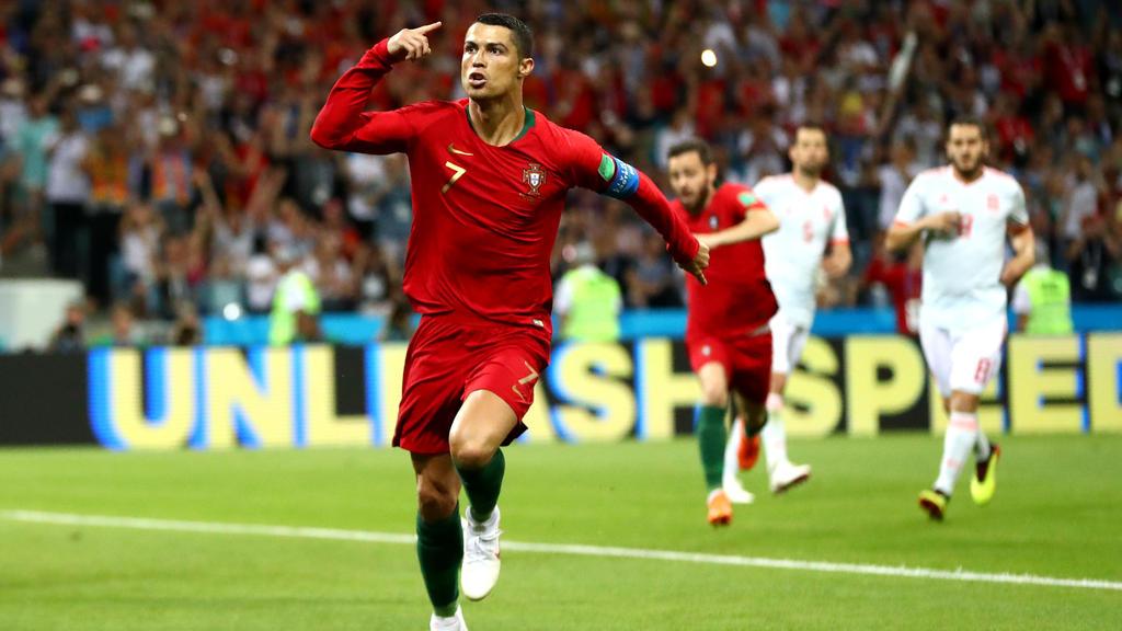Cristiano Ronaldo steht vor einem Wechsel zu Juventus Turin