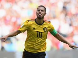 Hat noch einiges mit Belgien vor: Eden Hazard