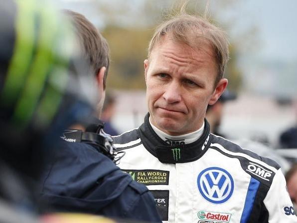 Petter Solberg litt monatelang unter einer schweren Lungenerkrankung
