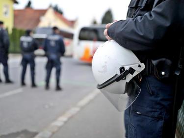 Elf der zwölf GAK-Hooligans wurden verurteilt
