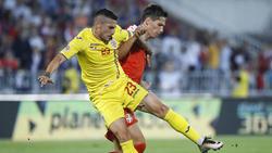 Wechselte 2018 von Anderlecht nach Prag: Nicolae Stanciu