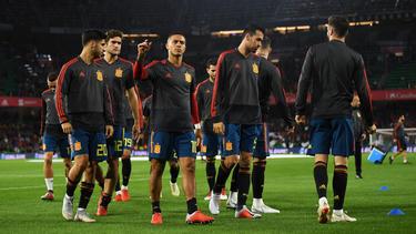 España cosechó su primera derrota en casa después de mucho tiempo. (Foto: Getty)