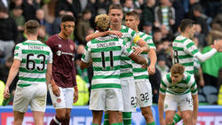 Celtic steht im Ligapokal-Finale