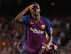 Dembelé vuelve al dique seco en la parte fundamental de la temporada. (Foto: Getty)