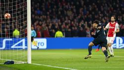 Real Madrid hat einen wichtigen Auswärtsdreier gefeiert