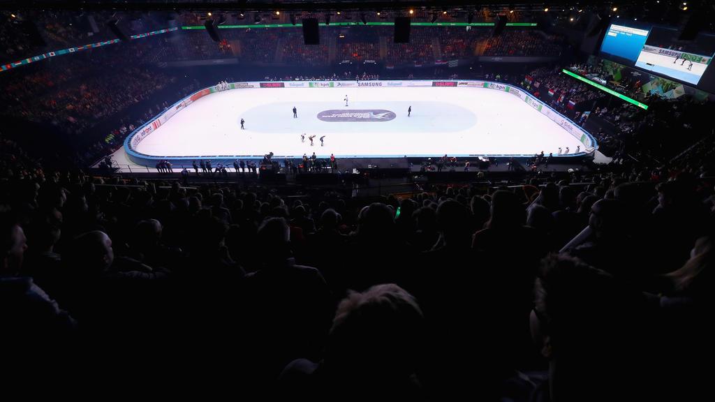 Gibt es einen Dopingfall im Eisschnelllauf?