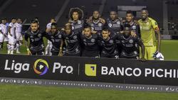 El América de Quito no es especialmente el equipo más goleador de Ecuador. (Foto: @canaldelgol )