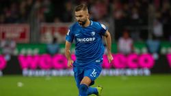 Stürmer Lukas Hinterseer wechselt vom VfL Bochum zum Ligakonkurrenten Hamburger Sport Verein