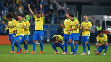 Brasilien steht im Halbfinale der Copa América