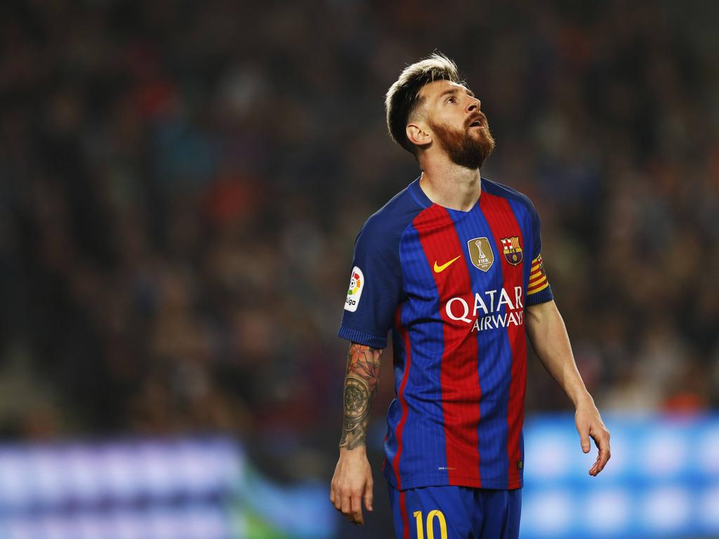 Barcelona coach Luis Enrique is confident Lionel Messi will tie his future  to the Catalan giants after opening talks to extend his contract beyond 2018 . 166553bc0