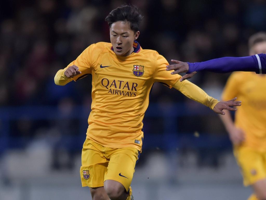 Seung-Woo Lee wird den FC Barcelona wohl verlassen