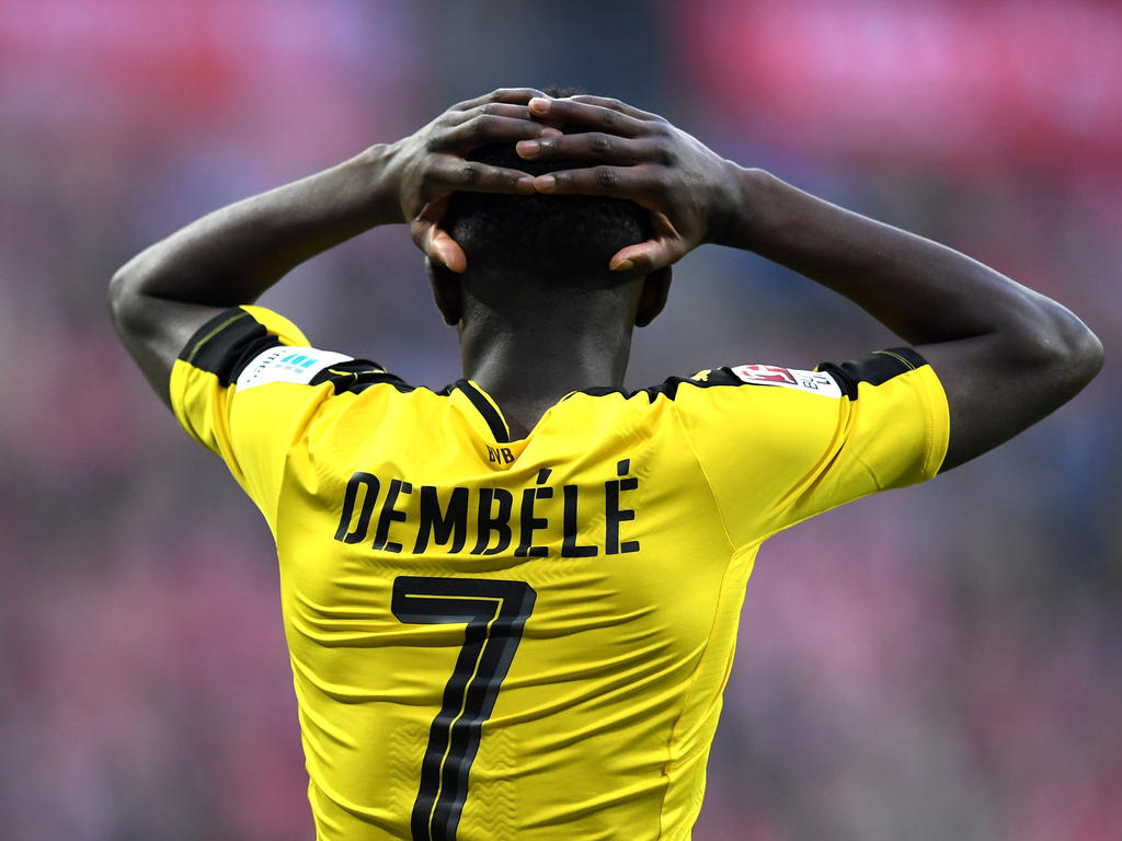 Ousmane Dembélé bleibt susoendiert