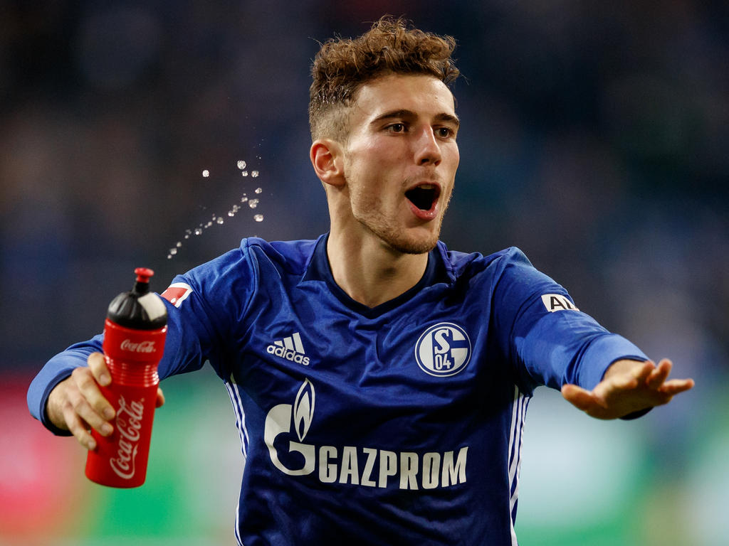 Leon Goretzka steht offenbar kurz vor einem Wechsel zu Bayern München