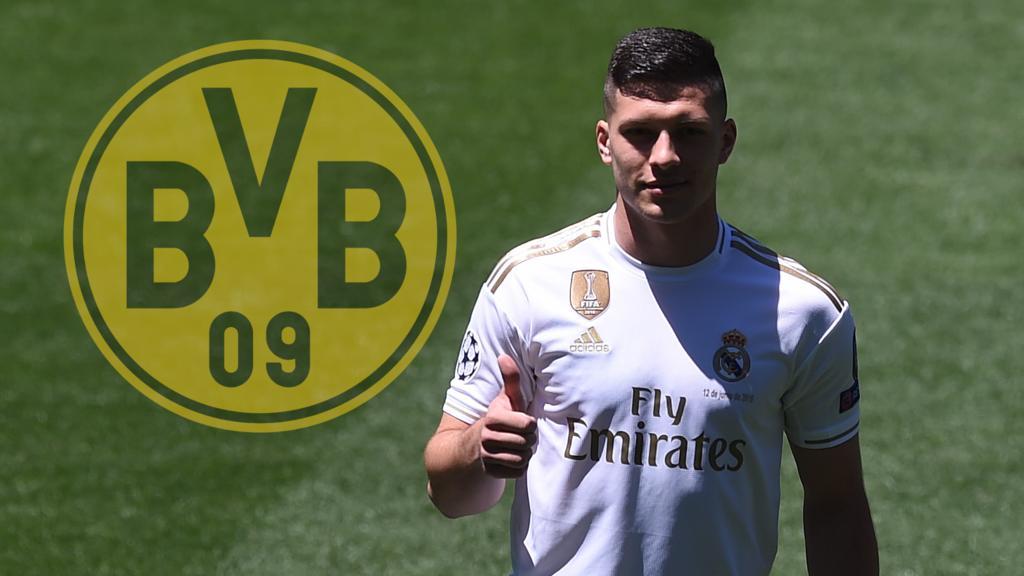 Kehrt Luka Jovic zu Eintracht Frankfurt zurück oder schließt sich dem BVB an?