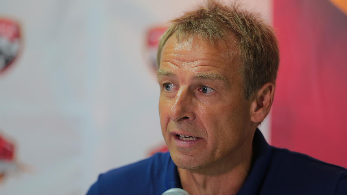 Jürgen Klinsmann steigt nicht beim VfB Stuttgart ein