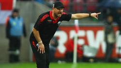 Steffen Baumgart und der SC Paderborn stecken im Tabellenkeller
