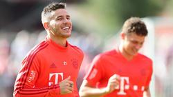 Lucas Hernández und Benjamin Pavard stehen beim FC Bayern unter Vertrag