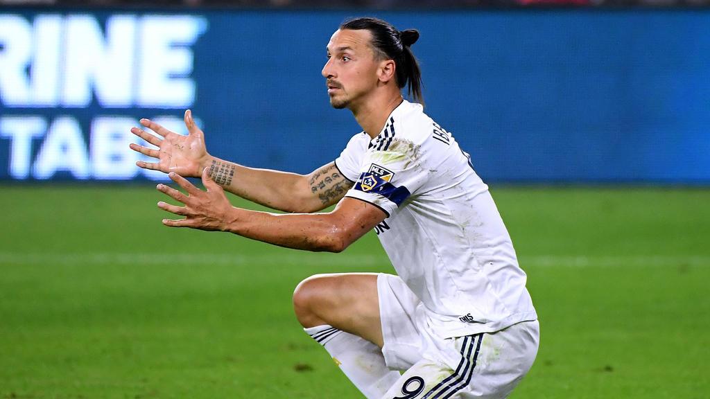 Zlatan Ibrahimovic beendete sein Kapitel in der MLS, seine Karriere aber geht weiter