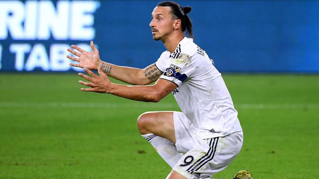 Zlatan Ibrahimovic wird wohl nicht zum BVB wechseln