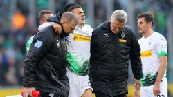 László Bénes verletzte sich beim Spiel gegen Bremen