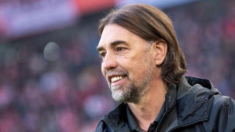 Trifft mit Augsburg auf seinen Ex-Klub Mainz: Martin Schmidt
