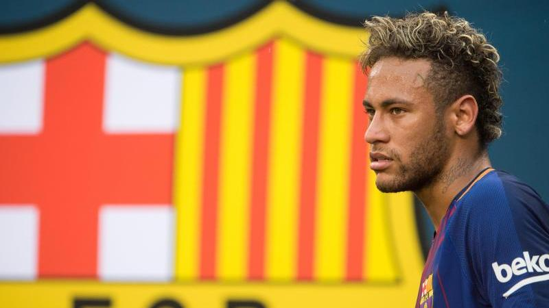Ging im Trikot des FC Barcelona zwischen 2013 und 2017 auf Torejagd: Neymar