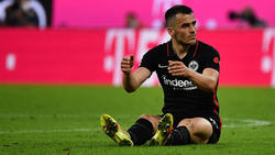 Filip Kostic spielt weiterhin für Eintracht Frankfurt