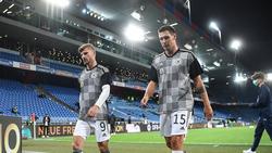 Nach dem Chelsea-Wechsel von Timo Werner (l.) gibt es Streit um das Beraterhonorar