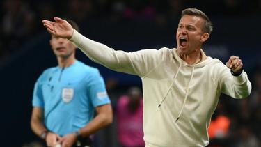 Jesse Marsch erwartet im Pokal volle Konzentration von RB Leipzig