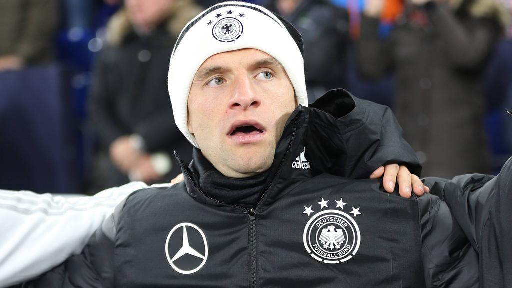 Darf Thomas Müller vom FC Bayern zur EM fahren?