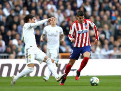 Real Madrid gegen Atlético Madrid