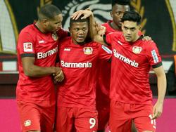 Leverkusen rang Dortmund nieder
