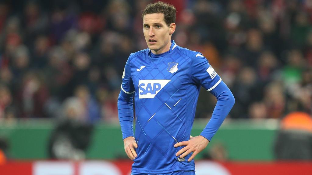 Sebastian Rudy ist aktuell vom FC Schalke 04 an Hoffenheim ausgeliehen