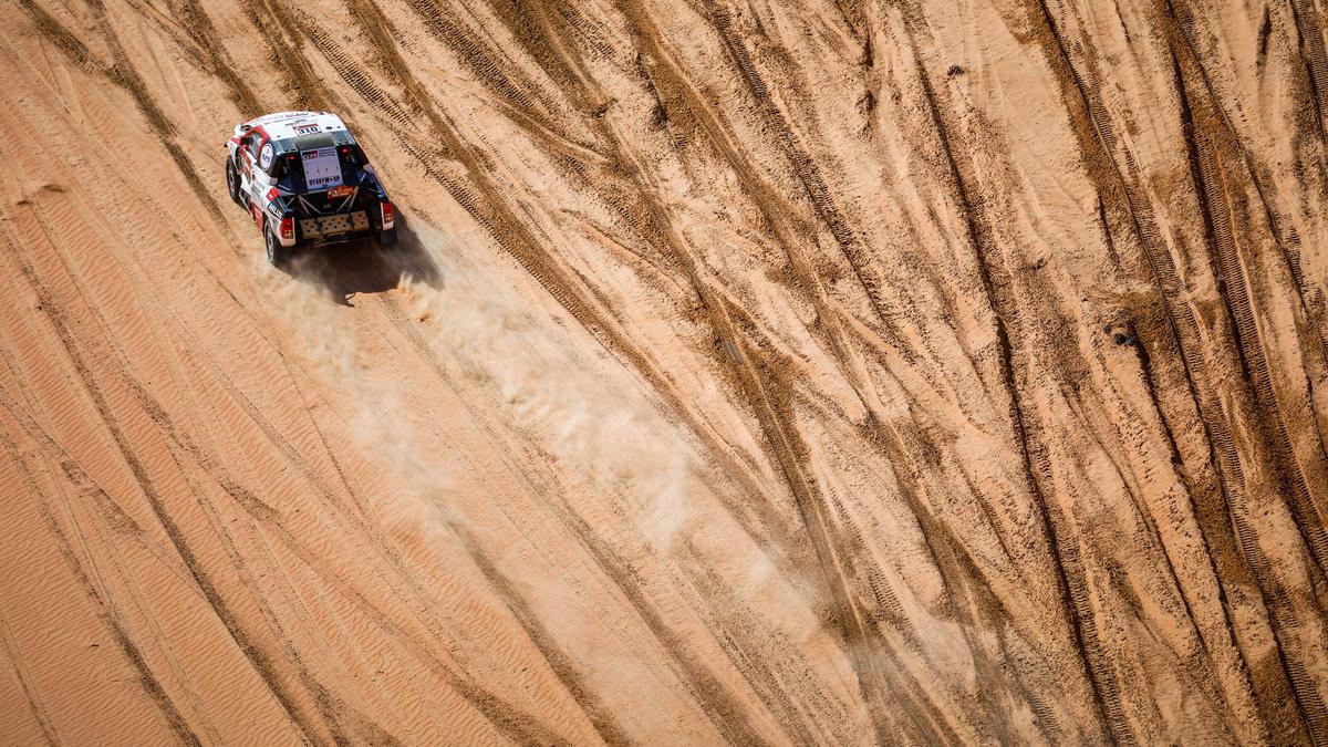 Die Rallye Dakar 2021 soll, wie geplant, stattfinden