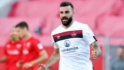 Mikael Ishak verlässt den 1. FC Nürnberg