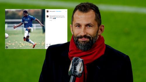 Hasan Salihamidzic will Thierry Small (l.) angeblich zum FC Bayern holen