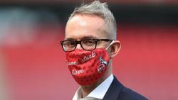 Alexander Wehrle möchte beim 1. FC Köln keine Impfpflicht einführen