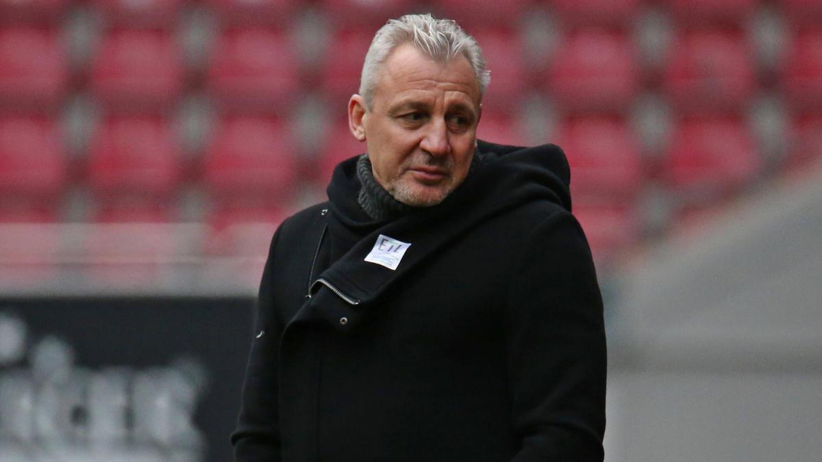 Pavel Dotchev ist kein Köln-Trainer mehr