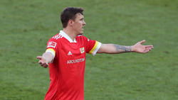 Max Kruse würde gern in der Europa League spielen