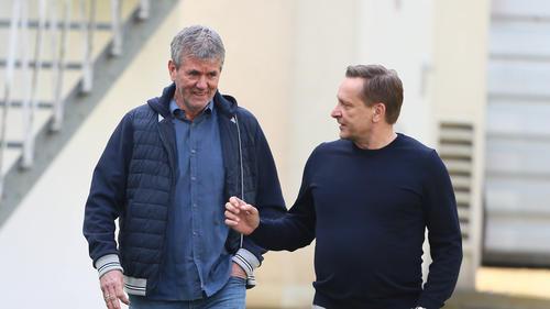Friedhelm Funkel übernimmt den 1. FC Köln bis Saisonende?