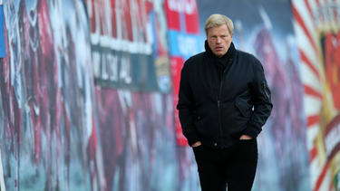Oliver Kahn wird neuer Vorstandschef des FC Bayern