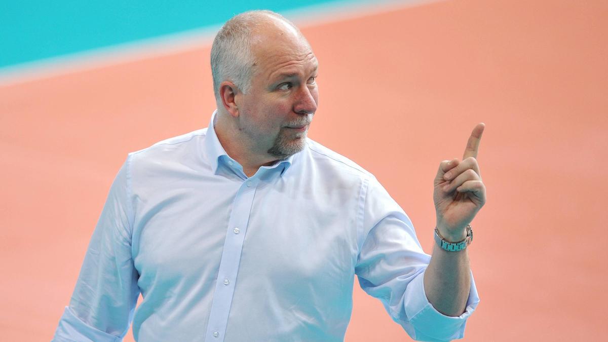 Mark Lebedew wechselt zum VfB Friedrichshafen