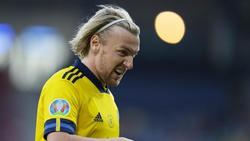Für Emil Forsberg und Schweden ist die EM beendet