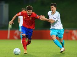 Halbfinale bei der U17-Europameisterschaft 2010 in Liechtenstein