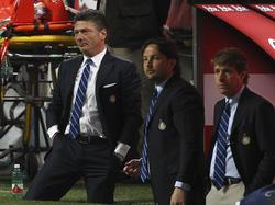Walter Mazzarri, allenatore dell'Inter