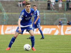 Spielt in der kommenden Saison für den SC: Lucas Hufnagel